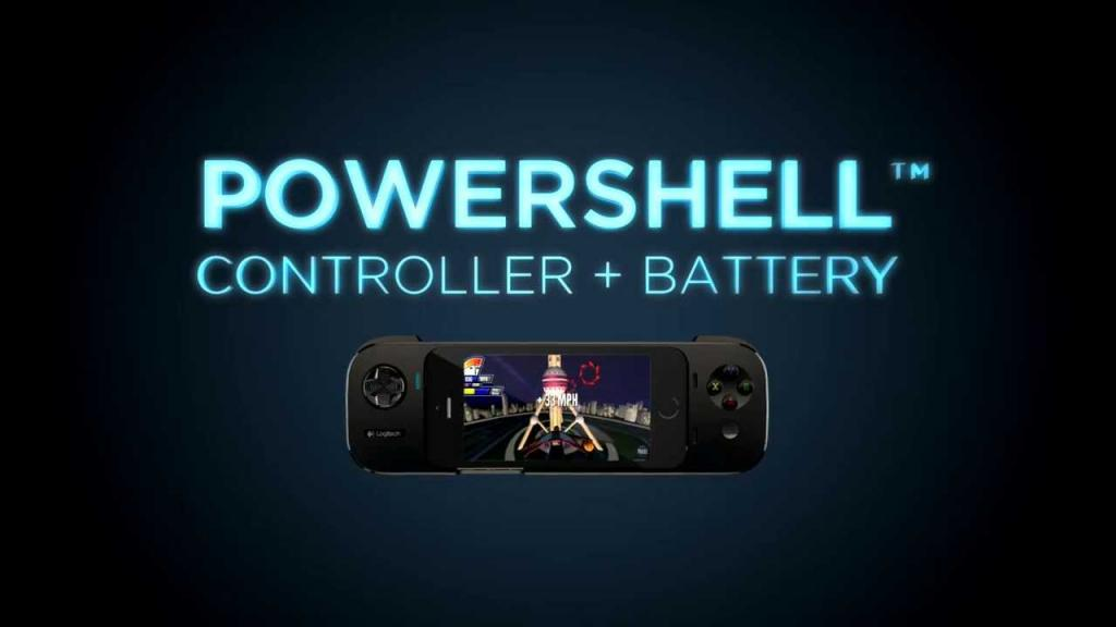 Игровой контроллер Logitech PowerShell Controller + Battery