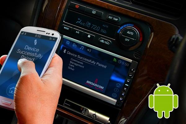 Broadcom подключит «умные» гаджеты к автомобилям