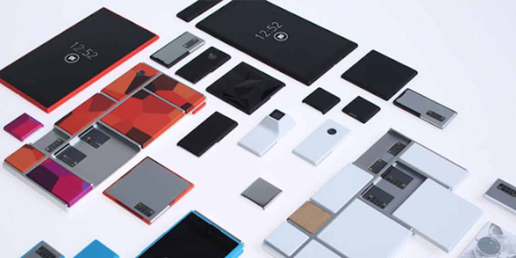 Project Ara - будущее Moto Maker