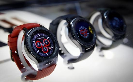 Samsung сделал совместимыми свои «умные» часы с iPhone