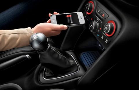 """Charge On the Go"" – беспроводная автомобильная зарядка для смартфонов"